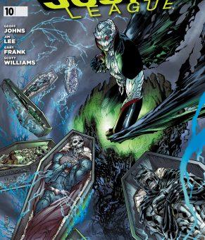 دانلود کمیک فارسی Justice league New52