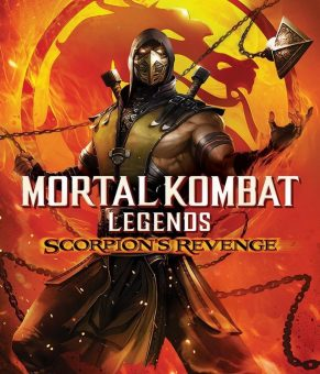 ترجمه انیمیشن سینمایی Mortal Kombat Legends: Scorpion's Revenge