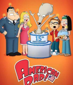 زیرنویس فارسی سریال American Dad